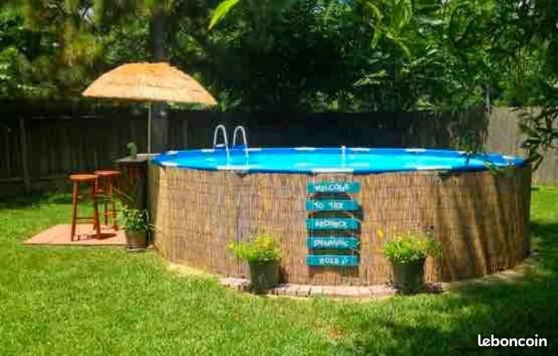 Camping chez l 39 habitant caravane fr jus var france - Camping dordogne avec piscine et lac ...